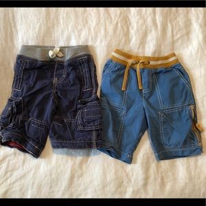 Play Condition Mini Boden Shorts Lot (2Y)